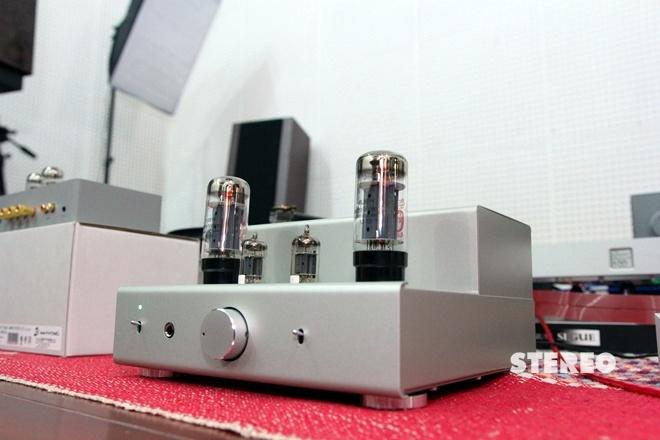 Elekit TU-8200 ampli đèn Nhật Bản dạng Kit
