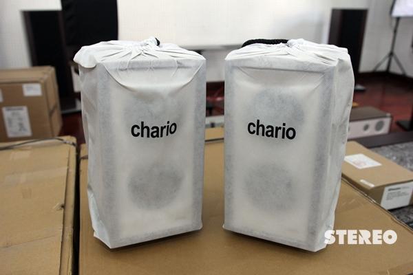 Hình ảnh thực tế đầu tiên về Chario Reflex