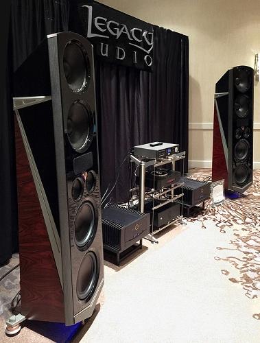 Legacy Audio sẽ trình diễn V System tại T.H.E Show Newport