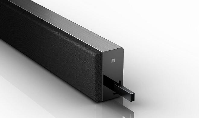 Sony ra mắt liên tiếp 4 model loa thanh 2015