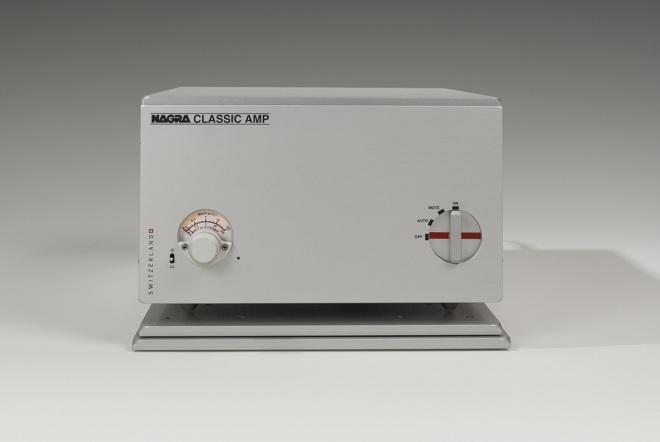 Nagra Classic AMP: Ampli hi-end mới từ Thụy Sĩ