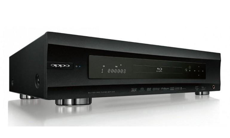 Oppo cập nhật phần mềm nghe online Tidal cho đầu Blu-ray