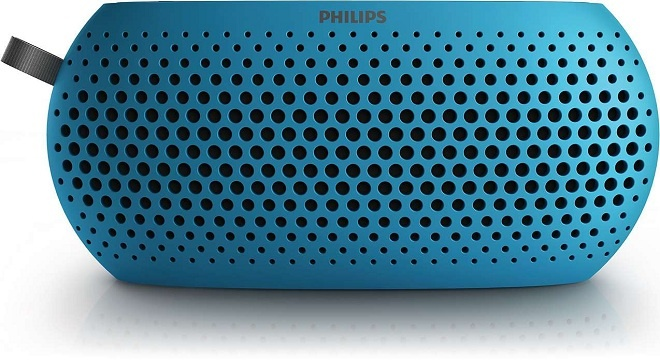 """Philips SBM130: Loa di động """"tất cả trong một """""""