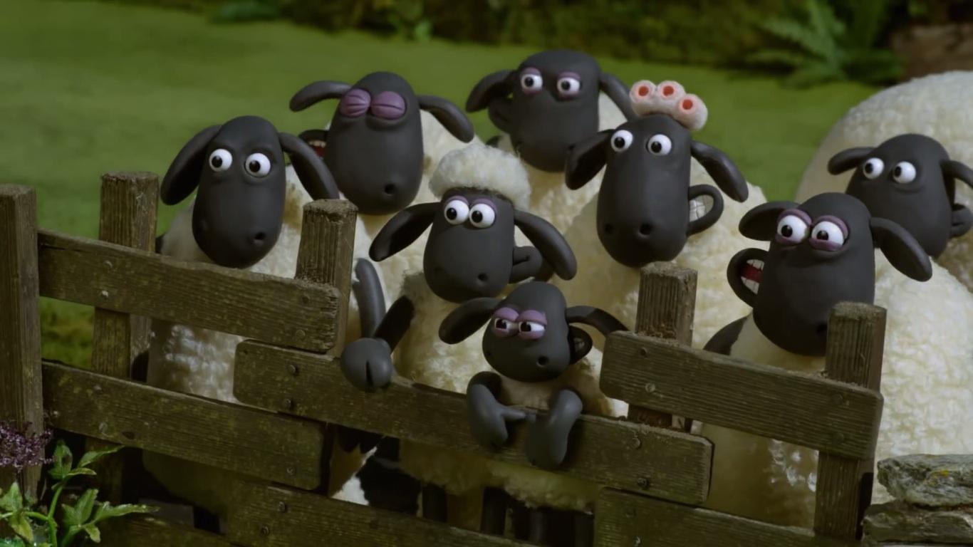 Shaun the Sheep Movie: Phá vỡ vị trí số 1 của ông trùm Disney/Pixar