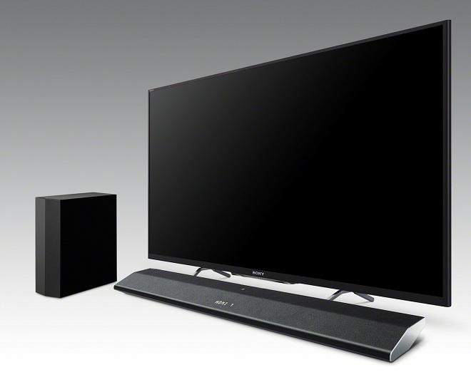Loa thanh Sony 2.1 HT-CT370: Nhỏ nhắn, mạnh mẽ