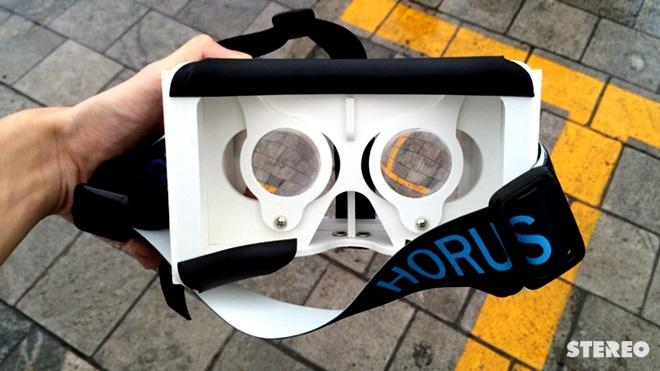 Cận cảnh kính thực tế ảo Made in Việt Nam