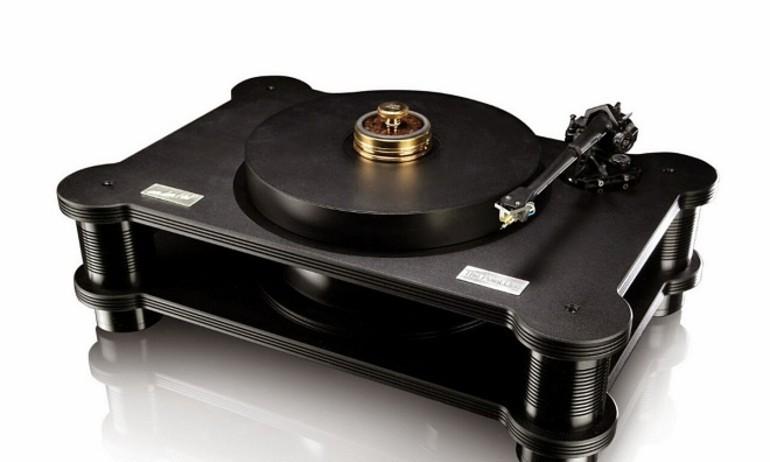 Van Den Hul ra mắt mâm đĩa than đầu tiên