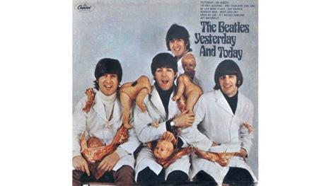 """""""Đỏ mặt"""" với 10 bìa album đình đám bị cấm tại Mỹ"""