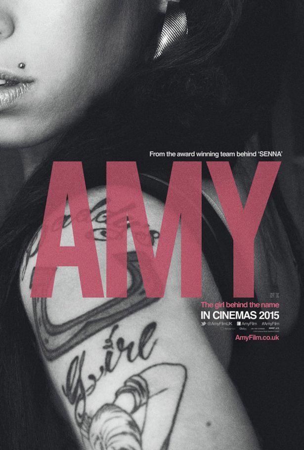 """""""Phim tài liệu về Amy Winehouse hoàn toàn dựa trên sự thật"""""""