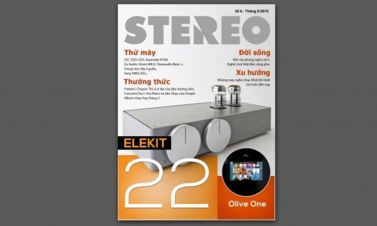 Tạp chí Stereo Số tháng 5