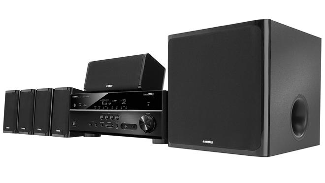Yamaha ra mắt 3 dàn giải trí 5.1, hỗ trợ 4K, giá từ 10 triệu