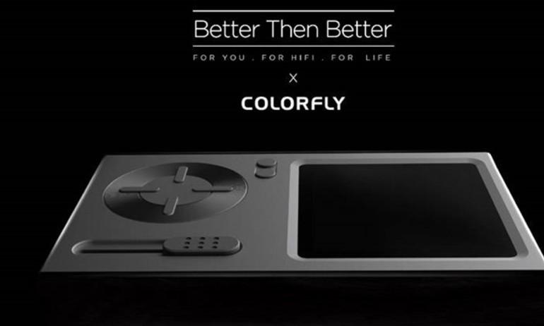 Colorfly sẽ trở lại với máy nghe nhạc Hi-fi C10