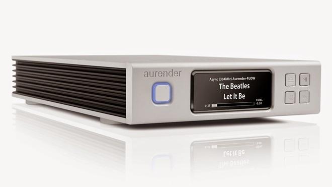 Aurender giới thiệu music server N100H: có bộ nhớ 2TB