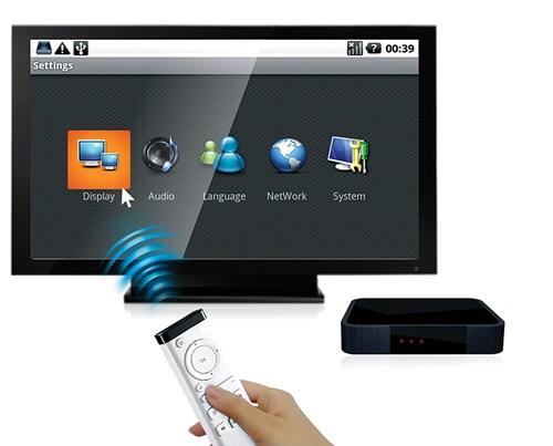 Biến TV thường thành smart TV đơn giản, chi phí thấp