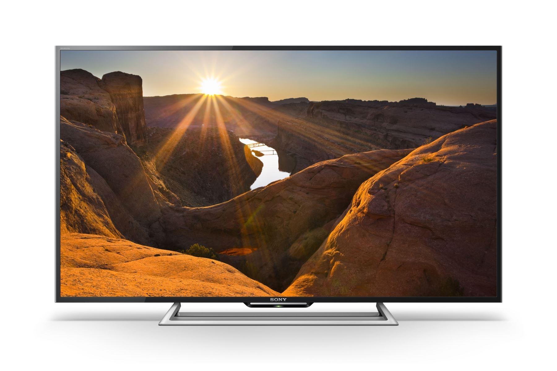 Internet TV Sony R500C: Hình ảnh ấn tượng, thiết kế hiện đại