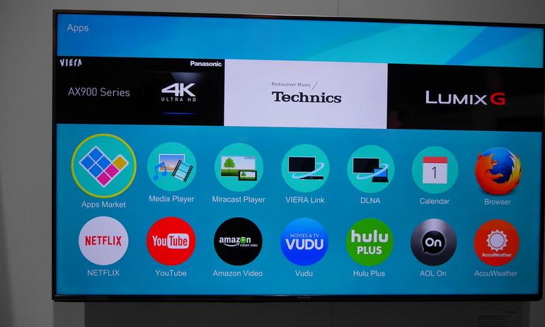 Smart TVchạy Firefox OS chính thức lên kệ