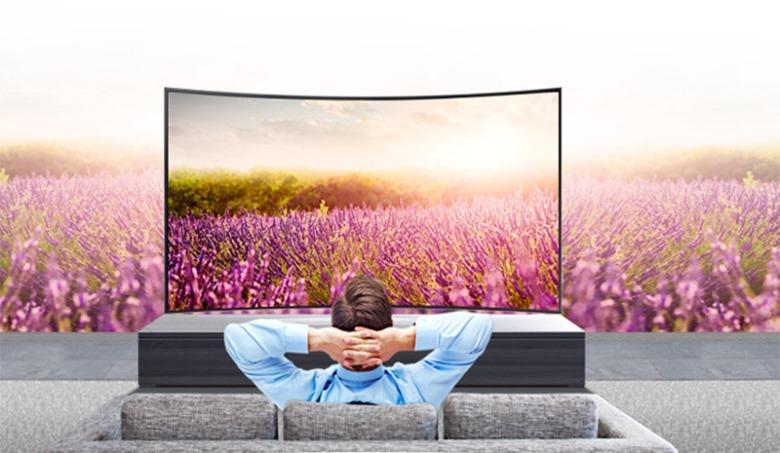 Samsung dẫn đầu thị trường TV 4K tại Mỹ
