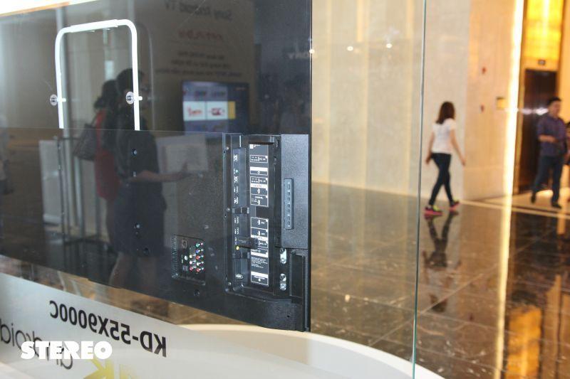 """Sony """"tấn công"""" phân khúc TV cao cấp với dòng sản phẩm X9000C"""
