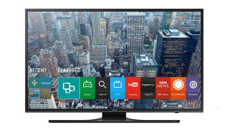 Smart TV Samsung JU6400: giải trí tiện nghi với màn hình 4K