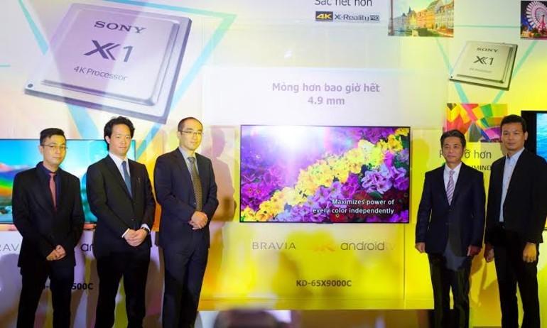 TV 4K ở Việt Nam đang ngày càng rẻ, dễ mua cuối năm 2015