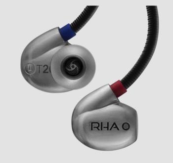 RHA giới thiệu tai nghe inear đầu bảng T20 mới