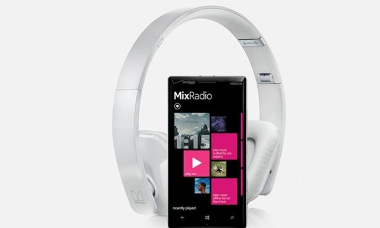 MixRadio nghe nhạc miễn phí đã có trên iOS, Android