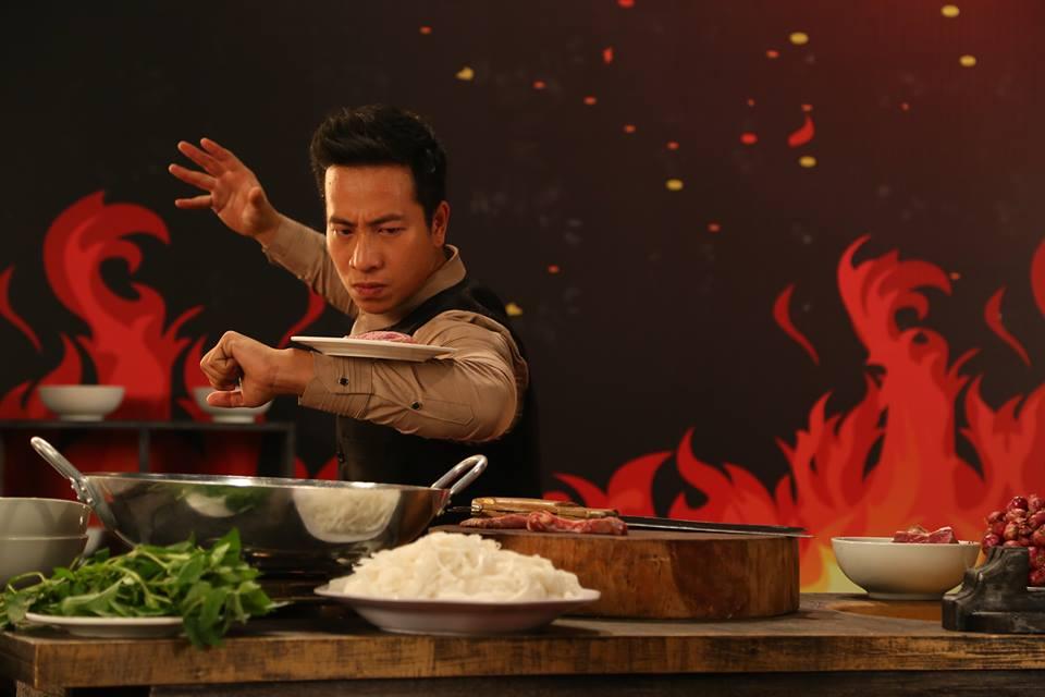 Cười té ghế với 'Kung Fu Phở'