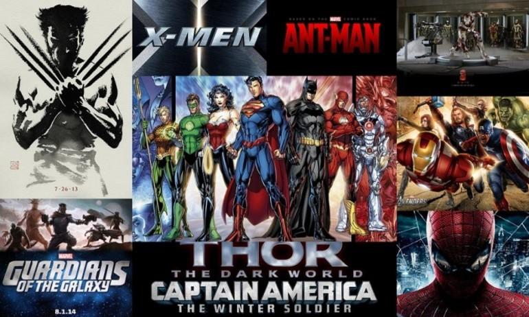 """Lựa chọn thông minh phim về """"siêu anh hùng"""""""