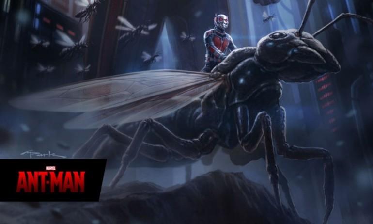 'Ant-Man' hy vọng trở thành siêu phẩm thứ hai của Mavel năm 2015