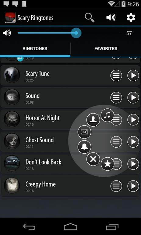7 ứng dụng nhạc chuông Android miễn phí xuất sắc đầu 2015