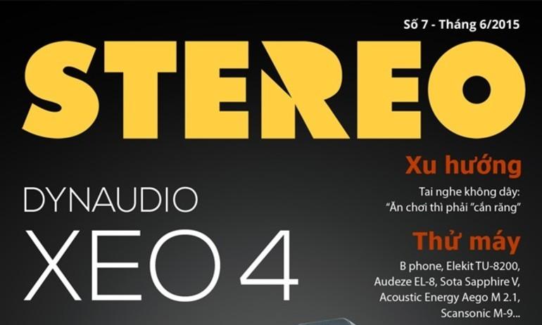 Tạp chí Stereo số 7: tháng 6/2015