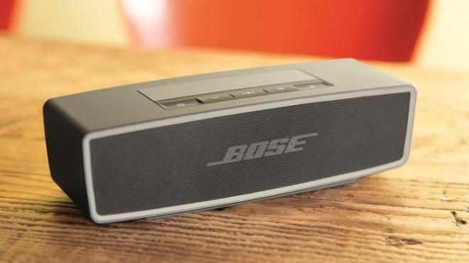 Loa di động Bose SoundLink Mini II có giá 4,5 triệu