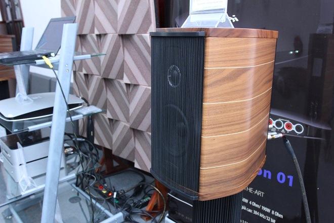 Những cặp loa bookself ấn tượng tại sự kiện Computer Audio
