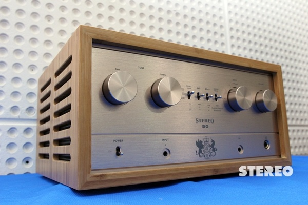 """iFi Retro Stereo 50: """"Điêu luyện tự cổ chí kim"""""""