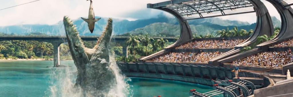 Jurassic World: Liệu nguồn doanh thu đã nói lên tất cả?