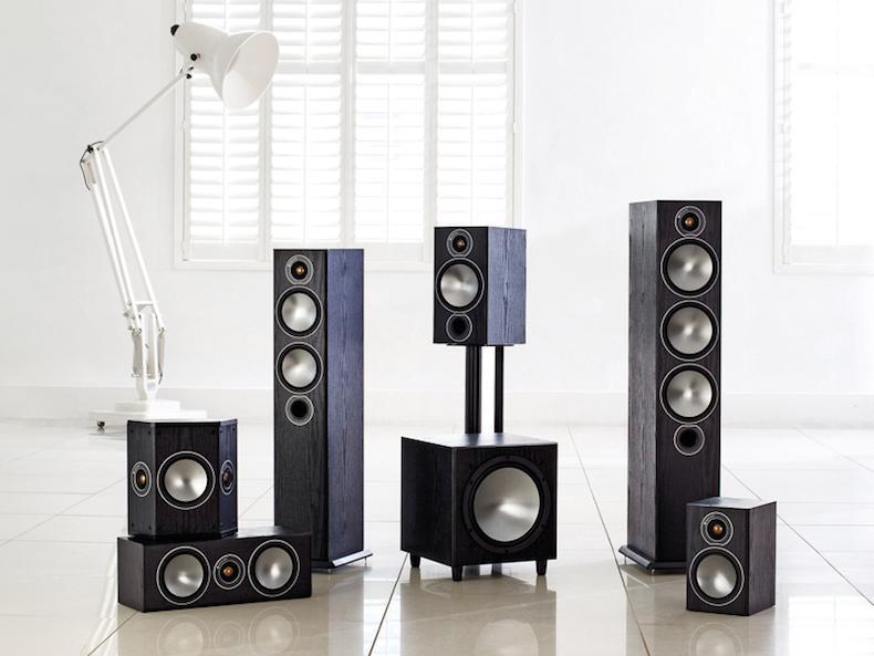 Tiết lộ hình ảnh dòng loa Bronze 2 của Monitor Audio
