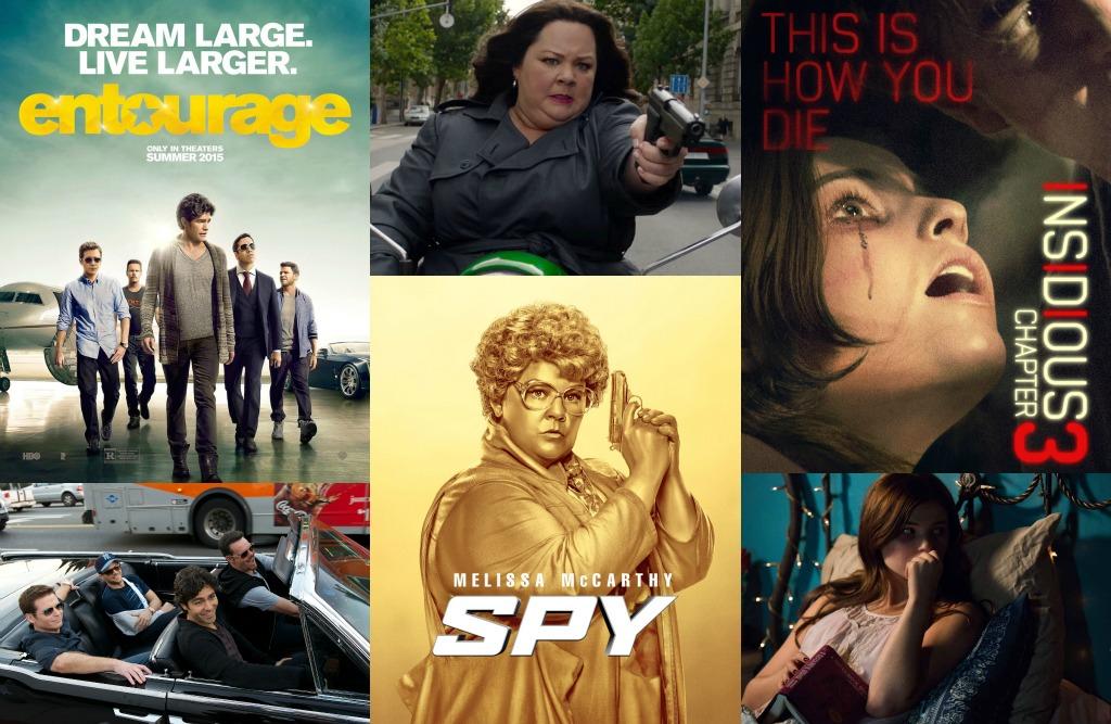 'Spy' vượt mặt các bom tấn khác về doanh thu sau 3 ngày công chiếu