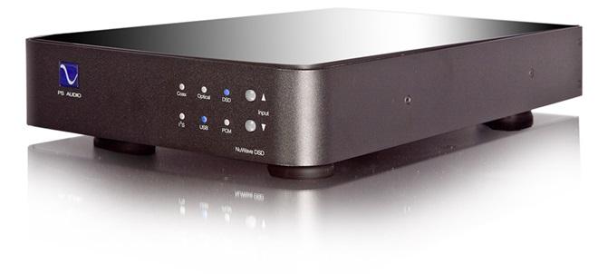 PS Audio bất ngờ giới thiệu NuWave DSD DAC dưới 2.000 USD