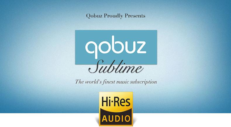 Qobuz cung cấp nhạc hi-res trực tuyến cho dòng máy Android
