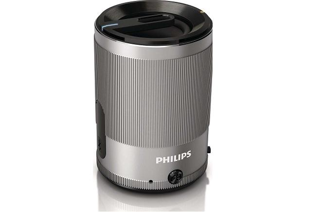 Loa không dây Philips SBT50/00: Nhỏ, đẹp, tiện dụng