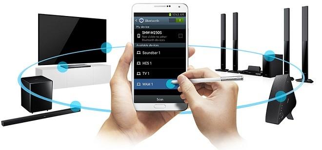 Hệ thống soundbar Samsung H751 320 watt