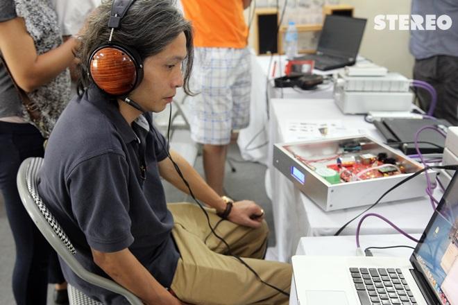 Tai nghe: mảng không thể thiếu ở Sự kiện Computer Audio