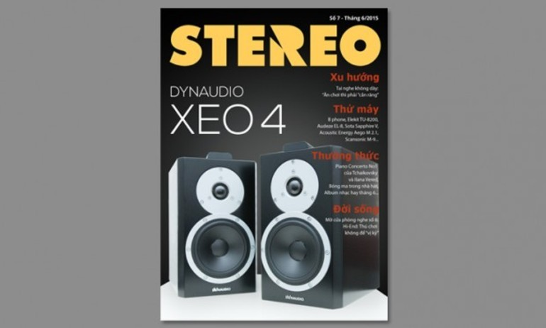 Stereo Channel ra mắt tạp chí số 7 tháng 6/2015