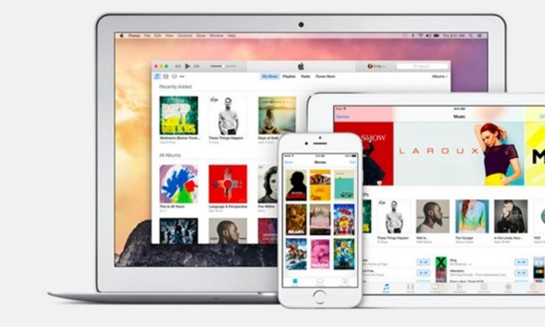 Sony xác nhận ngày mai Apple có dịch vụ nghe nhạc trực tuyến