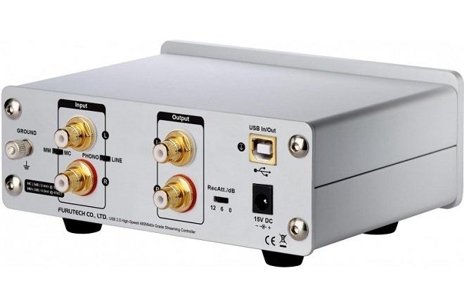 Furutech ADL GT40α USB DAC: Hộp nhạc đa tài
