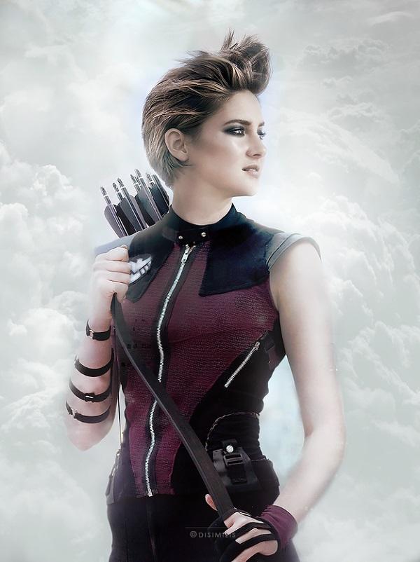 Khi những người hùng Avengers bị đổi ngược giới tính