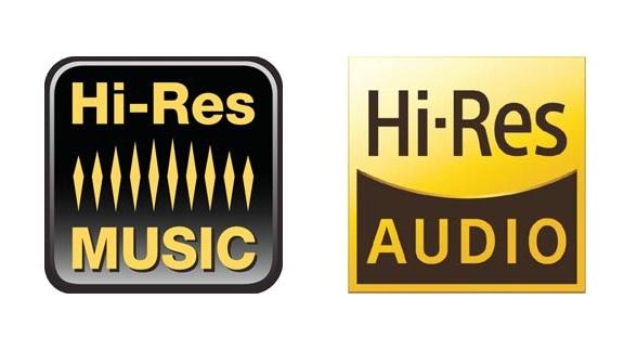 Nhạc Hi-Res Music có logo mới khi chất lượng cao hơn CD