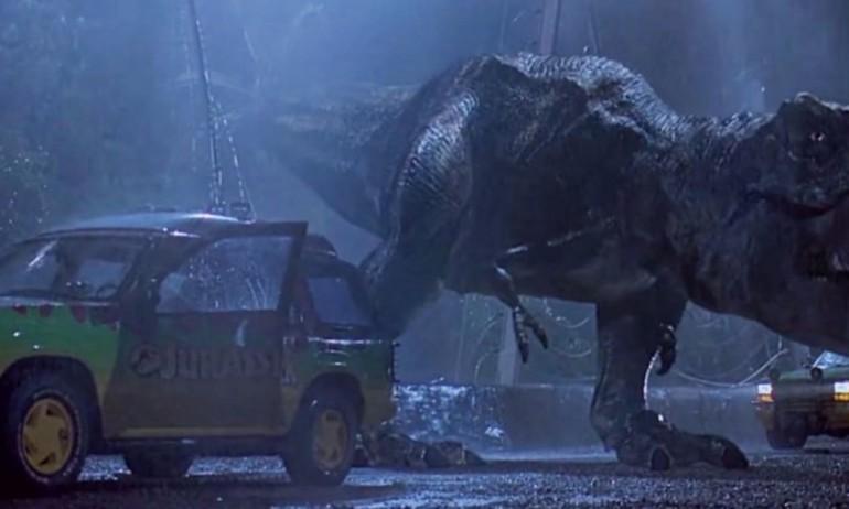 """""""Bật mí"""" những kỹ xảo thú vị trong 'Jurassic Park'"""