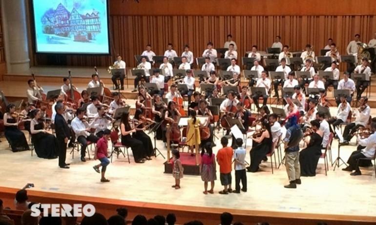 Dàn nhạc Giao hưởng Việt Nam biểu diễn đặc biệt nhân ngày 1.6
