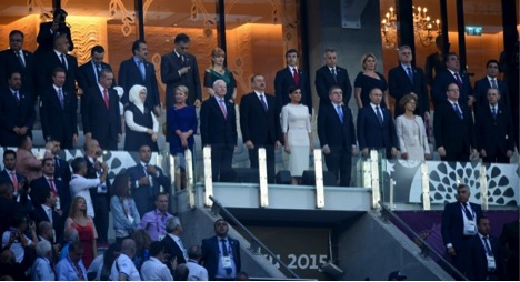 Lady Gaga gây bất ngờ lớn tại lễ khai mạc thế vận hội European Games